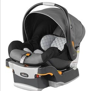 Infant chico keyfit 30 carseat with base